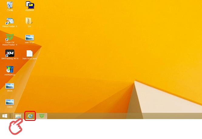 VPS上Internet Explorer