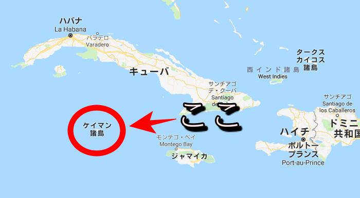 ケイマン諸島 Tradeview トレードビュー